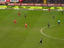 Eintracht Frankfurt 0:3 Bayern Monachium
