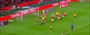 Benfica Lizbona 6:2 Sporting Braga