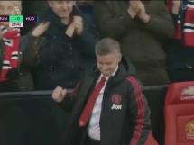 Manchester United 3:1 Huddersfield