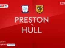 Preston North End 1:2 Hull City