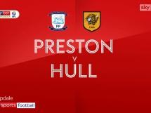 Preston North End 1:2 Hull City