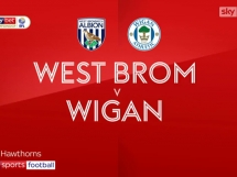 West Bromwich Albion 2:0 Wigan Athletic