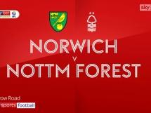 Norwich City 3:3 Nottingham Forest FC