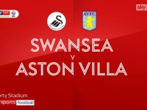 Swansea City 0:1 Aston Villa