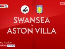 Swansea City 0:1 Aston Villa
