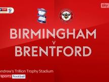 Birmingham 0:0 Brentford