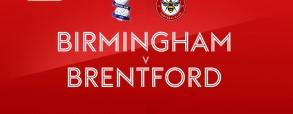 Birmingham - Brentford