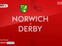 Norwich City 3:4 Derby County