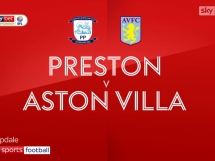 Preston North End 1:1 Aston Villa