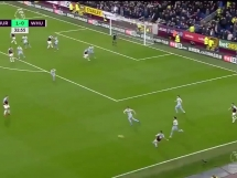 Burnley 2:0 West Ham United