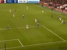 Arsenal Londyn 4:1 Fulham