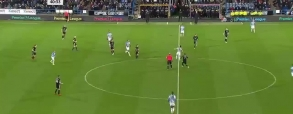 Huddersfield 1:2 Burnley