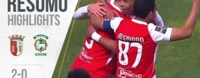 Sporting Braga 2:0 Maritimo Funchal