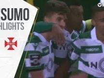 Sporting Lizbona 2:1 Os Belenenses