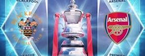 Blackpool 0:3 Arsenal Londyn