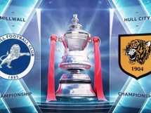Millwall 2:1 Hull City