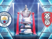 Manchester City 7:0 Rotherham United