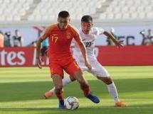 Chiny 2:1 Kirgistan