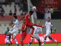 Uzbekistan 2:1 Oman