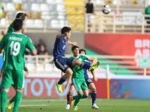 Japonia 3:2 Turkmenistan