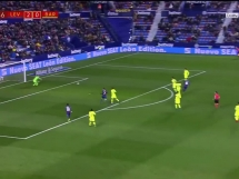 Levante UD 2:1 FC Barcelona