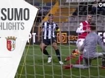 Portimonense 1:1 Sporting Braga