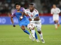 Indie 0:2 Zjednoczone Emiraty Arabskie