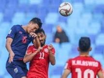 Bahrajn 0:1 Tajlandia
