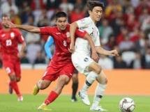 Kirgistan 0:1 Korea Południowa