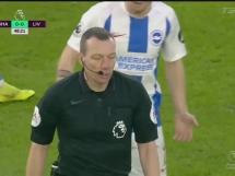 Brighton & Hove Albion 0:1 Liverpool