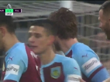Burnley 2:1 Fulham