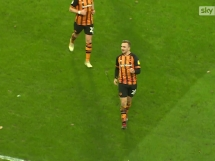 Hull City 3:0 Sheffield Wednesday