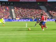 Atletico Madryt 1:0 Levante UD