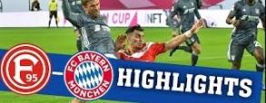 Fortuna Düsseldorf 0:0 (7:8) Bayern Monachium