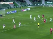 Elche 1:0 Gimnastic de Tarragona
