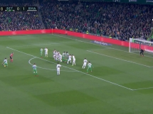 Betis Sewilla 1:2 Real Madryt