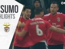 Vitoria Guimaraes 0:1 Benfica Lizbona