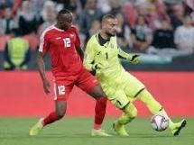 Palestyna 0:0 Jordania