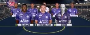 Toulouse - Olympique Lyon