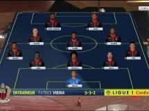 AS Monaco 1:1 Nice