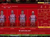 Atletico Madryt 3:3 Girona FC