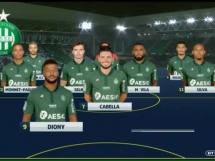 Saint Etienne 2:1 Olympique Marsylia