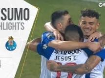 Chaves 1:4 FC Porto