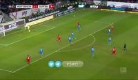 Bramka Lewandowskiego z Hoffenheim! [Wideo]
