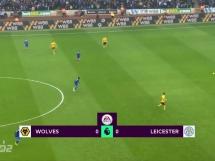 Wolverhampton 4:3 Leicester City