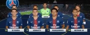 PSG 9:0 Guingamp