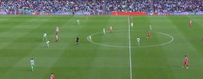 Betis Sewilla 3:2 Girona FC