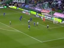 Sporting Lizbona 2:1 Moreirense