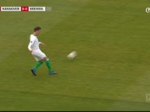 Hannover 96 0:1 Werder Brema
