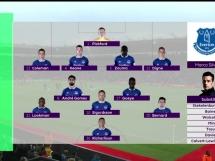 Southampton 2:1 Everton